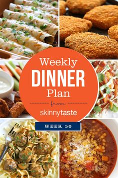 Skinnytaste Dinner Plan (Week This past week I returned to one of my favorite places… Charleston! While there I cooked a few Skinnytaste recipes for a group. One of those recipes was the roasted Ww Recipes, Cooking Recipes, Healthy Recipes, Skinnytaste Recipes, Healthy Meals, Healthy Food, Frugal Recipes, Frugal Meals, Skinny Recipes