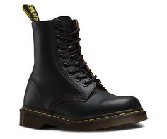 Black doc martins made in England. Wanting a pair since I was 14