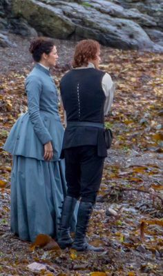 BTS S3 - Claire and Jamie