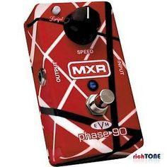 MXR EVH90 Eddie Van Halen Phaser Effects Pedal
