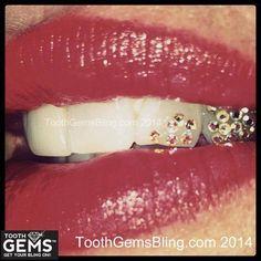 Tooth Gems — Braindrops Piercing Studio