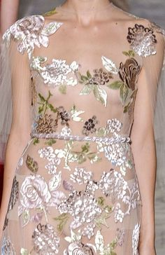 Valentino, Spring 2012 Couture  #valentino #style #fashion #hautecouture #couture #design #beauty #high-fashion