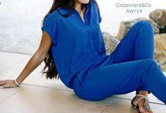 Jumpsuit Bluecolor Nos encanta este look para estos días!