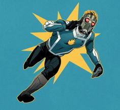 Peter Quill in Star-Lord #2
