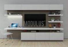 escritorios modernos., escritorios minimalistas, bibliotecas, escritorios laqueados, escritorios oara oficinas