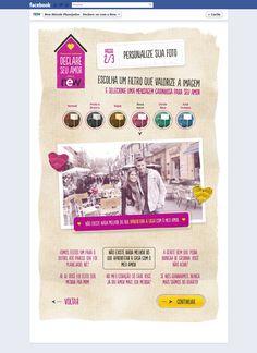 facebook app promocao amor - Pesquisa Google
