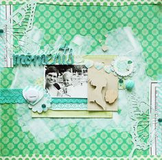 Thanks for pinning me: delightful moments using @Margaret Martinez Martinez Bham Paper products by Lilith Eeckels
