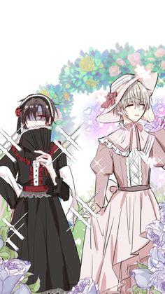 Who made me a princess - Both the boys from the Manhwa Manhwa Manga, Anime Manga, Manga Art, Anime Child, Anime Art Girl, Anime Princess, My Princess, Cute Anime Boy, Anime Guys
