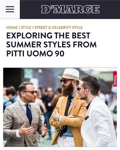 On @dmarge  Click #draghetto86press to view all press coverage  #vincenzolangella #draghetto86 #pittiuomo