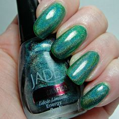 "Jade ""Energy"" Holo"