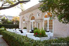 Villa balcony garden design renderings 2015