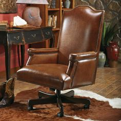 How To Choose An Executive Leather Chair   Decor IdeasDecor Ideas