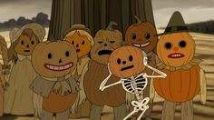Over the garden wall - spooky season / halloween i love this photo so much. halloween is so close! Pumpkin Carving, Pumpkin Painting, Pumpkin Pumpkin, Pumpkin Head, Pumpkin Faces, Pumpkin Crafts, Pumpkin Gnocchi, Pumpkin Spice, Pumpkin Pancakes