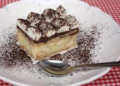 Pripravte si rýchle a chutné dezerty. No Bake Desserts, Dessert Recipes, No Bake Pies, Tiramisu, Cheesecake, Ham, Fitness, Birthday Cake, Sweets