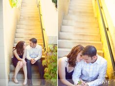 Couples :: Stairs
