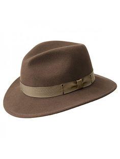 1947a72472204 Bailey Curtis - Soft Wool Fedora Hat
