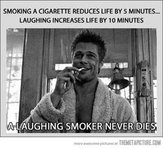 A Laughing Smoker…   TheMetaPicture.com, p. 26