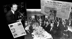 Η ΜΟΝΑΞΙΑ ΤΗΣ ΑΛΗΘΕΙΑΣ: 1934 – Ο περίεργος δείπνος, «το τέλος όλων των ασθ...