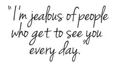 Soooo jealous.. <3