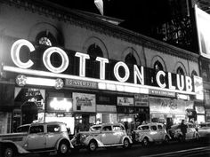The Cotton Club was perhaps the most famous club in Harlem during the 1920s. It featured jazz music from some of the top entertainers of the time, including Duke Ellington, Count Basie, Bessie Smith, Ella Fitzgerald, Louis Armstrong and Cab Calloway. The club was controversial in that it did not allow black patrons.