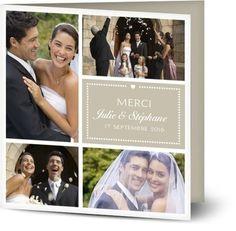 Carte Remerciement Mariage Personnalisées Avec Photo Optimalprint Suisse Wedding Thank You Cards Perfect