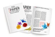 brochure sur le papier