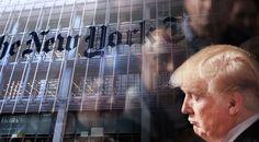 """New York Times Will FINALLY Start Calling Trump A """"Liar"""" September 20, 2016"""