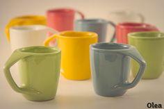 Algumas das nossas cores!!#xícara Visite nossa loja! #oleastore #canecaolea, #StudioOlea, #ProductDesign, #color #cores http://www.oleastore.com.br/ http://www.studio-olea.com.br/