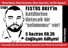 #FestusOkey