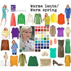 Voorbeelden voor het lentetype.