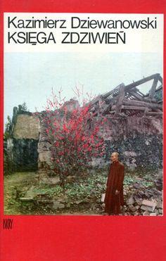 """""""Księga zdziwień"""" Kazimierz Dziewanowski Cover by Wojciech Freudenreich Published by Wydawnictwo Iskry 1972"""