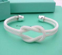 Tiffany & Co. Knot bracelet,