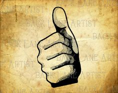 Thumbs Up Finger Clipart Lineart Illustration by BackLaneArtist Up Tattoos, Future Tattoos, Tatoos, Thumbs Up Drawing, Pinstripe Art, Goal Board, Protest Art, What To Draw, Field Notes