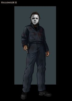 Michael Myers - Halloween 2 by Gary Anderson
