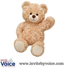 Let your little one snuggle a cuddly singer as it sings your child's fave song! #recordable #stuffedtoys #stuffedanimals