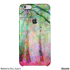 Nature Uncommon Clearly™ Deflector iPhone 6 Plus Case