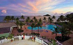 Coconut Bay Beach Resort & Spa All Inclusive St Lucia All Inclusive, St Lucia Resorts, All Inclusive Resorts, Beach Resorts, Great Vacations, Resort Spa, Picture Video, Saints, Coconut