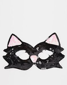 A simple and sassy cat mask! http://asos.do/62vb3f