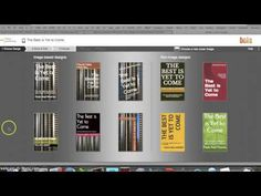 Free Kindle Book Covers: How to Make a Free Amazon eBook Cover using Cover Creator Self-Publishing