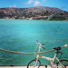バイク&ココヘッド登山