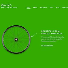 Webpick of the Day - Mixd self-promotion