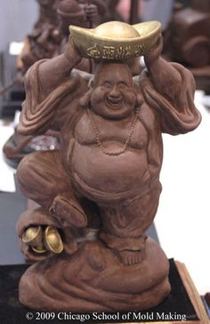 .how could a chocolate buddha not be amazing!