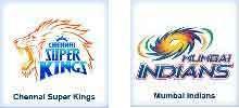 CSK vs MI Chennai Super Kings vs Mumbai Indians live score 13th match IPL 7