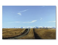 Check out Up on the Downs by Grahame Sydney at New Zealand Fine Prints