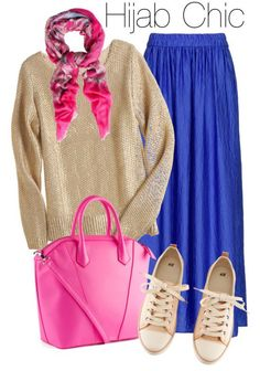 #Hijab Outfit
