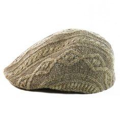 帽子/メッシュケーブル編みサーモハンチング/メンズレディース   帽子2個で1000円引き ! 帽子屋専門通販【14+ ICHIYON PLUS】イチヨンプラス