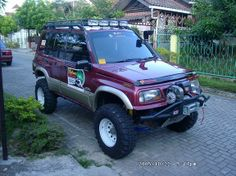 """Off-Road 4x4 Tracker 