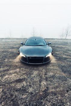 Audi R8  #luxury #cars