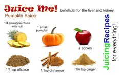 Juicing with pumpkins http://www.juicingrecipesforeverything.com/JUICINGRECIPESFORPUMPKINS.html