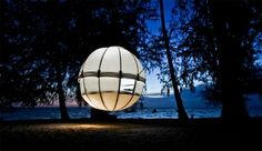 Tree Tent - Cocoon Tree $8000 130 pounds, holds 2tons